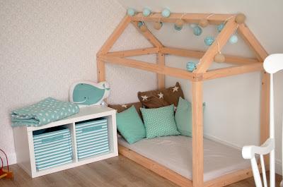 es gibt neuigkeiten und ein diy deko hus. Black Bedroom Furniture Sets. Home Design Ideas