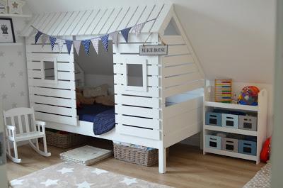 Kinderzimmer, die Zweite