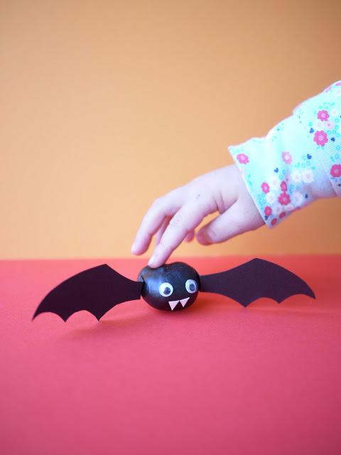 Wir feiern Halloween mit DIY und Freebie