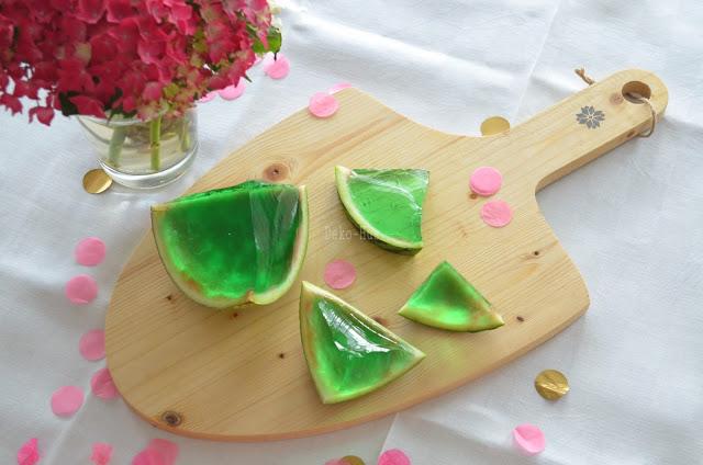 Jelly Wassermelone Rezept