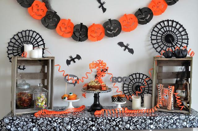 Ideen für das Halloween Buffet