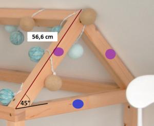 Kinderholzbett selber bauen  Kinderbett selber bauen detaillierte Bauanleitung Kuschelhaus - Deko-Hus