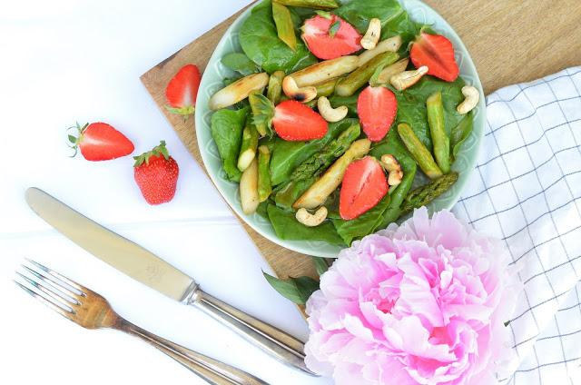 Salat, Salat, immer nur Salat