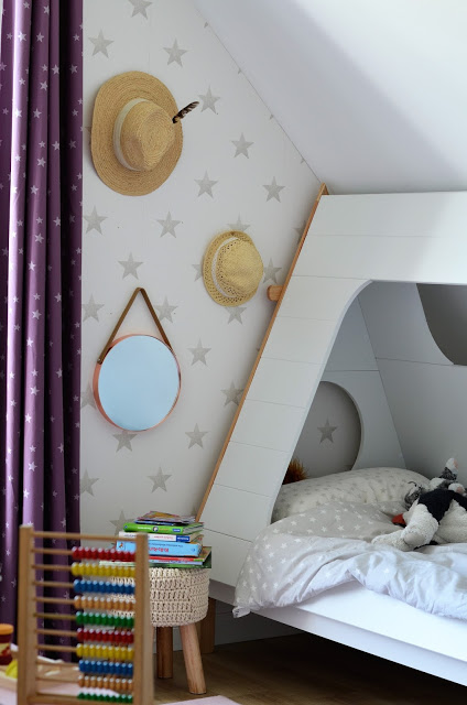 Ideen fürs Kinderzimmer oder Zeltbett und Pferde