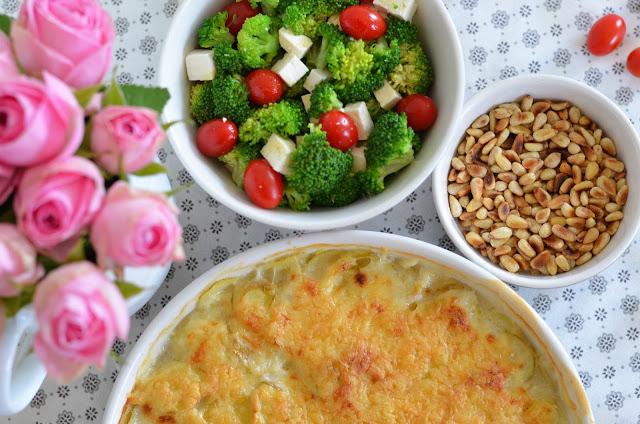 Gewinner, Sommer Salat in Low-Carb und ein Kartoffelauflauf so gar nicht Low Carb