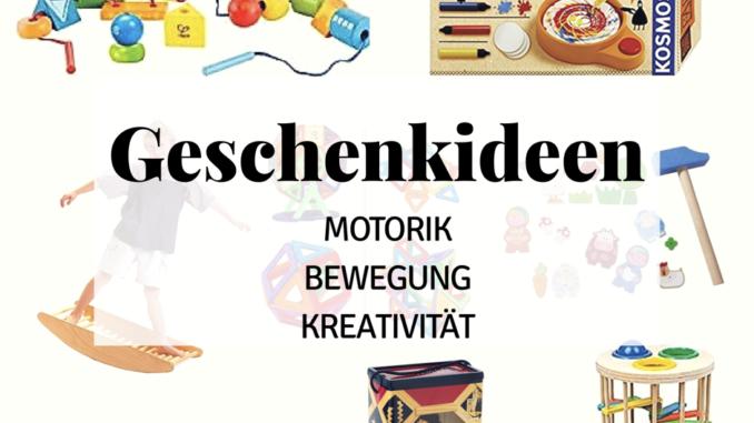 Geschenke Für 3 Jährige Für Motorik Bewegung Kreativität