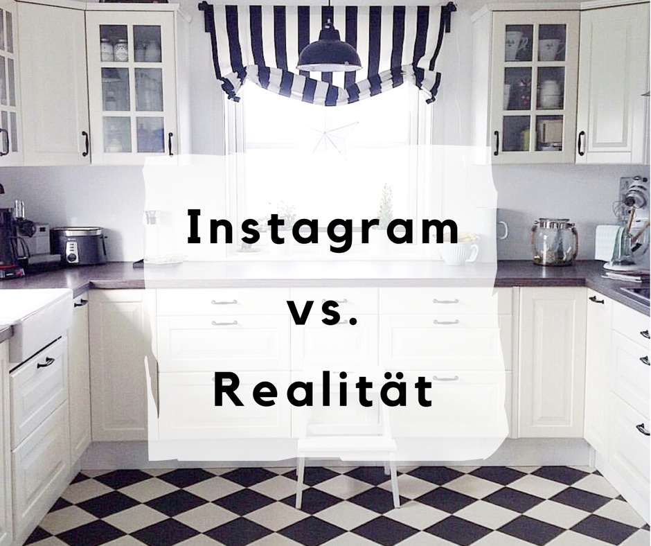 Instagram vs Reallife
