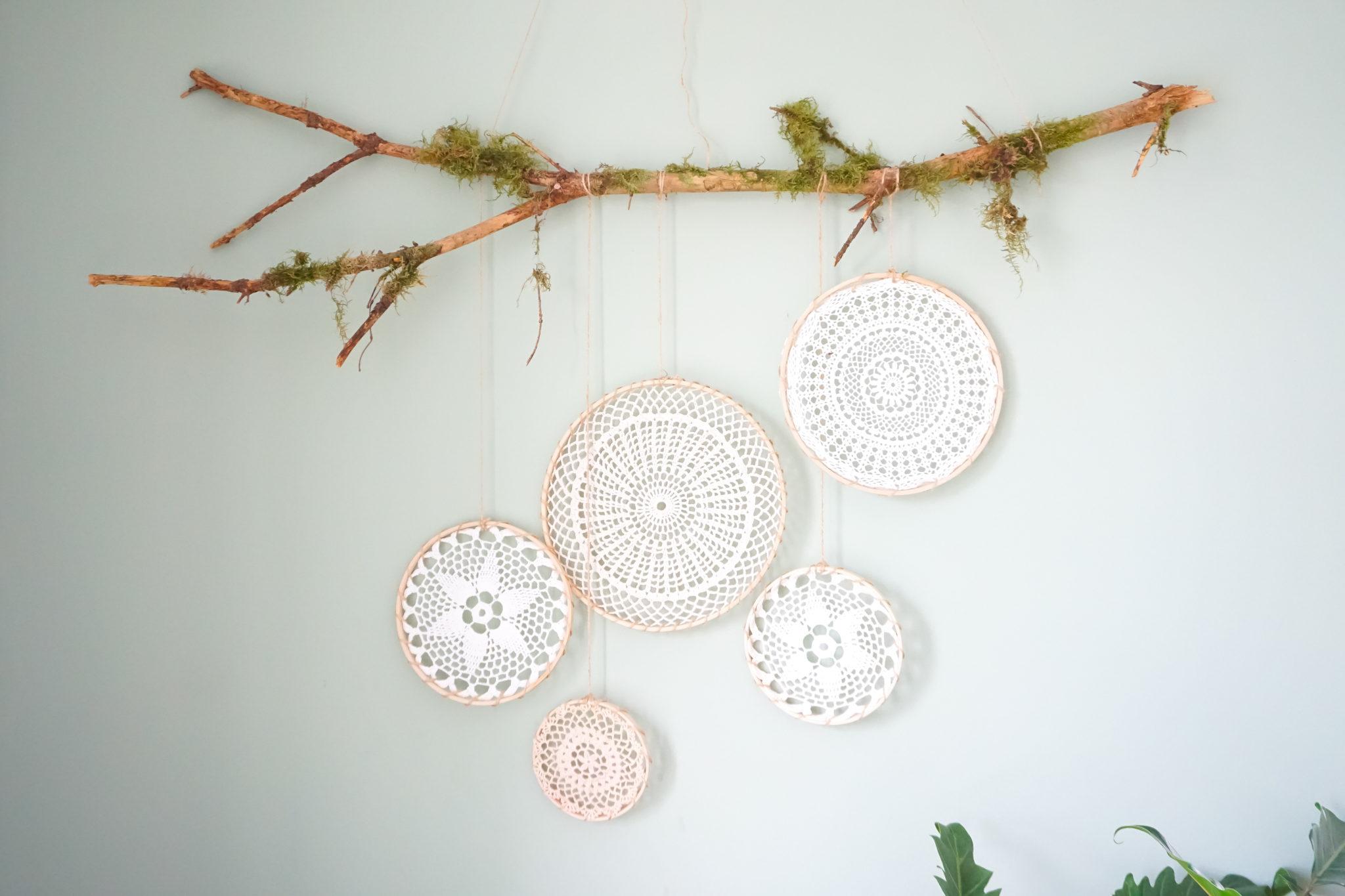 Wanddeko DIY Wandschmuck selber machen