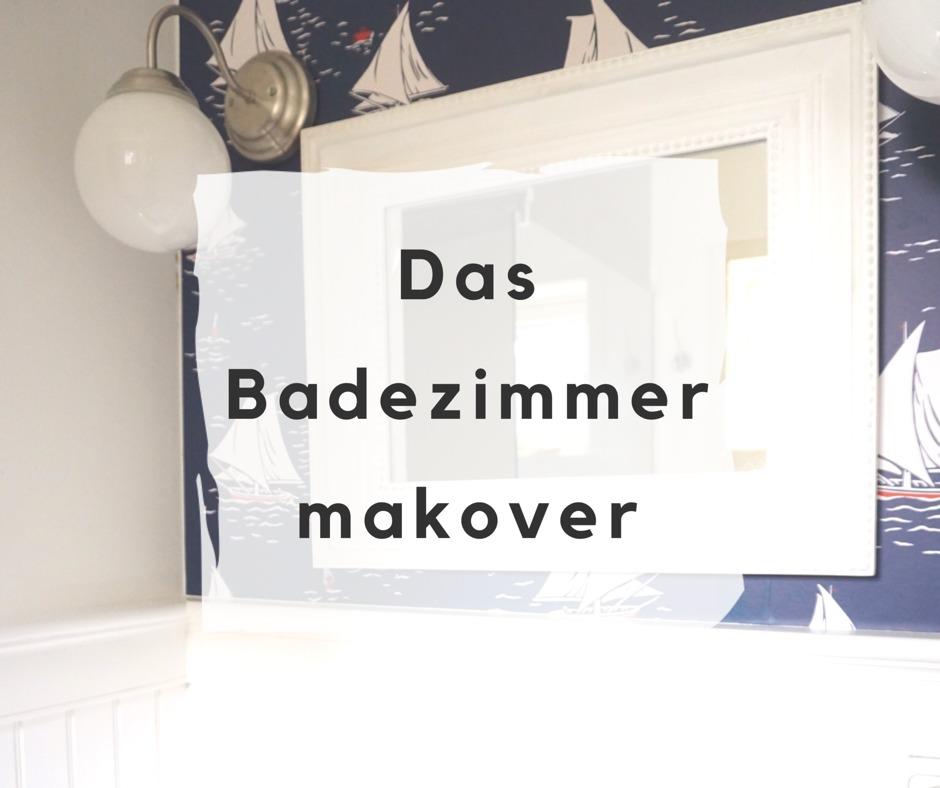 Beadboards im Badezimmer *anzeige*
