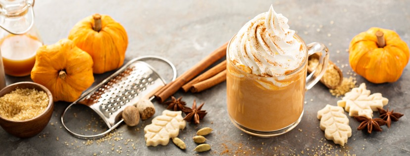 Pumpkin Spice Latte Sirup selber machen