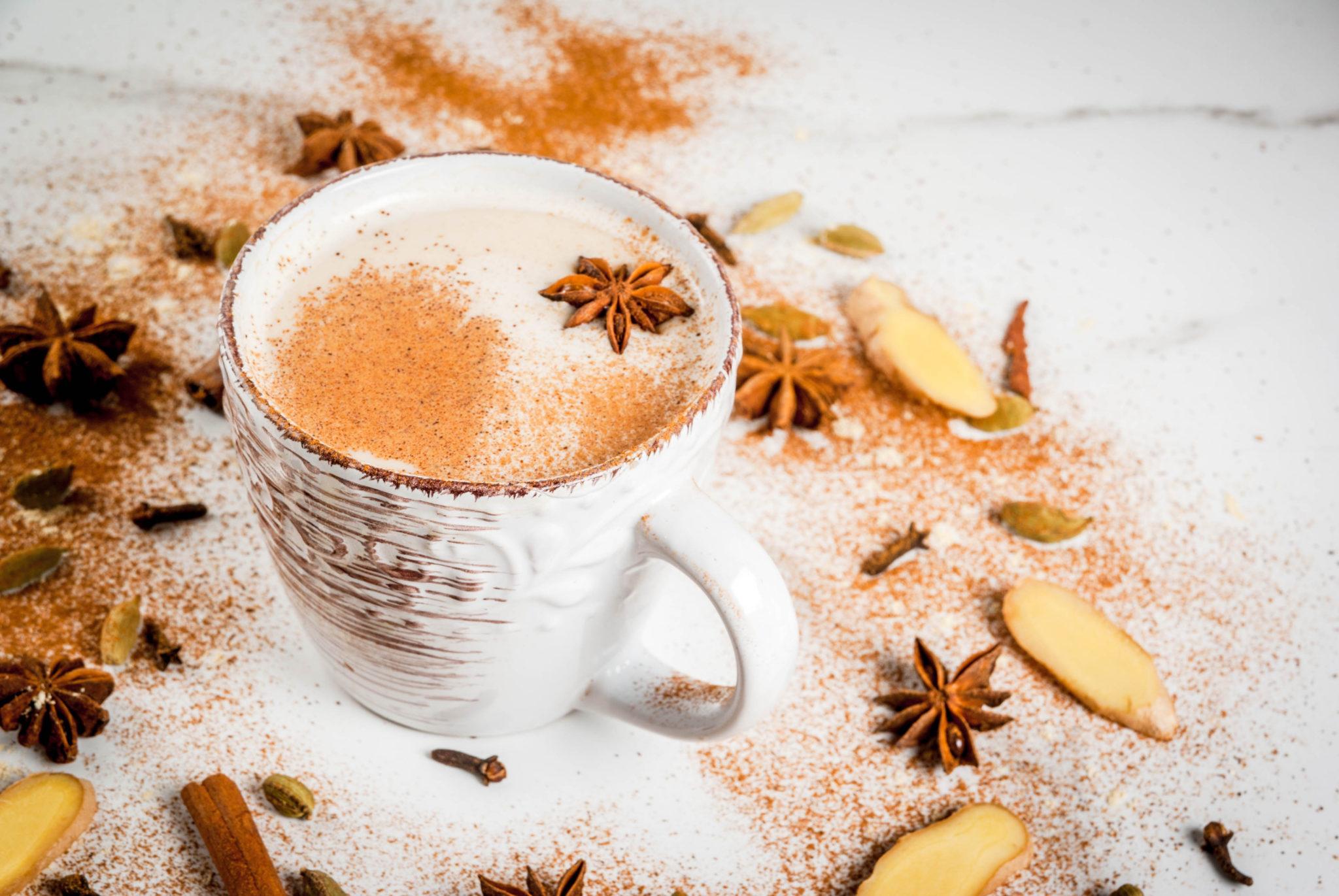 Chai Latte Sirup selber machen