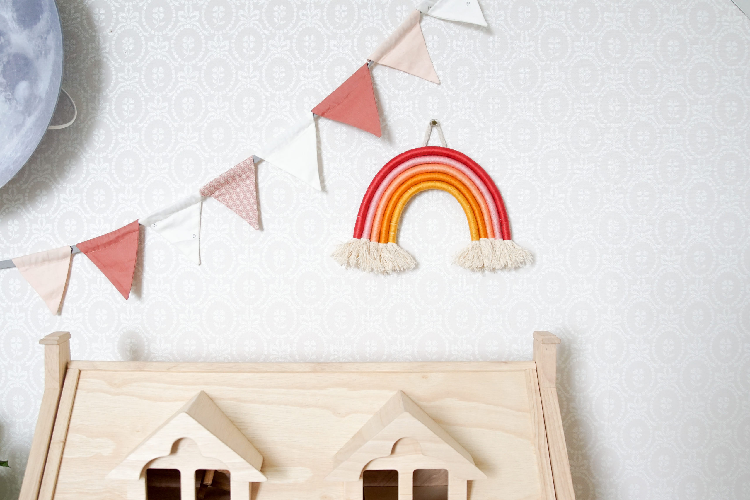 DIY Seil Regenbogen selber machen