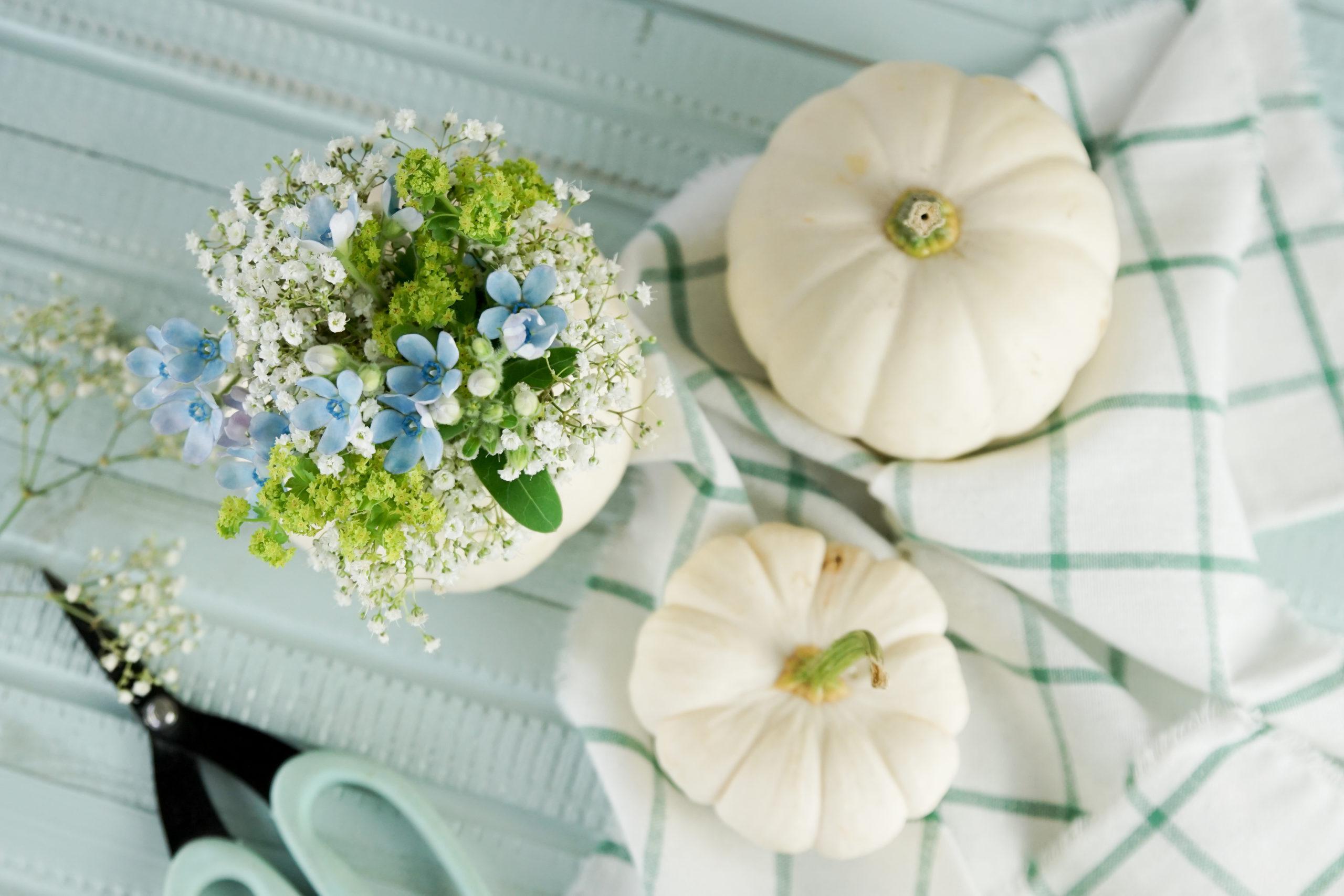 Kürbis aushöhlen: 3 Ideen für die Herbstdeko